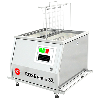 ROSE tester 32 - Ionic contamination testing